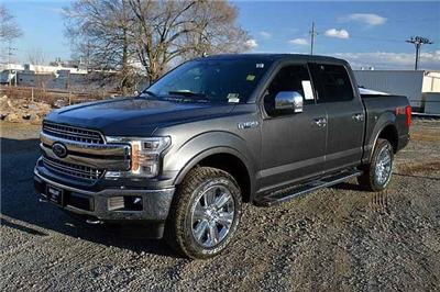 2018 F-150 SuperCrew Cab 4x4, Pickup #T18153 - photo 4