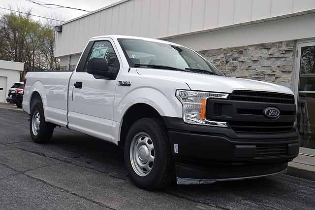 2018 F-150 Regular Cab 4x2,  Pickup #T18182 - photo 3