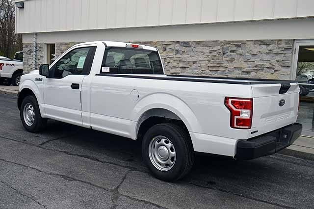 2018 F-150 Regular Cab 4x2,  Pickup #T18182 - photo 4