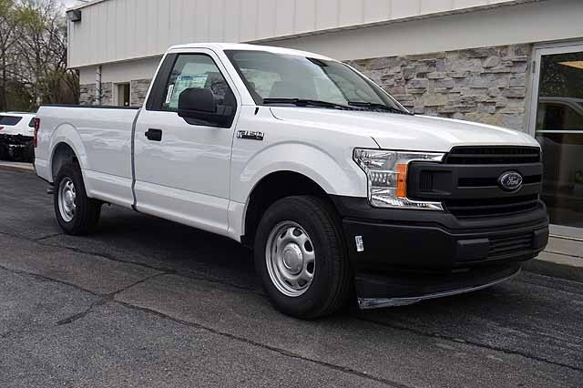 2018 F-150 Regular Cab 4x2,  Pickup #T18183 - photo 3