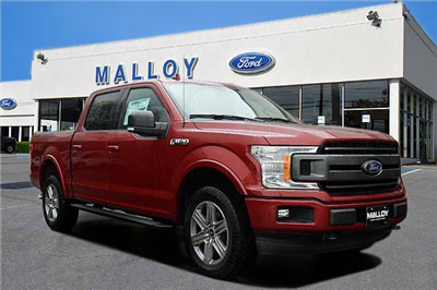 2018 F-150 SuperCrew Cab 4x4,  Pickup #T18185 - photo 1