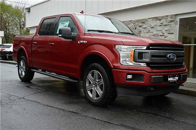 2018 F-150 SuperCrew Cab 4x4,  Pickup #T18185 - photo 3
