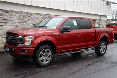 2018 F-150 SuperCrew Cab 4x4,  Pickup #T18185 - photo 5
