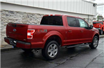 2018 F-150 SuperCrew Cab 4x4,  Pickup #T18185 - photo 2