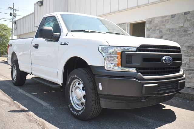 2018 F-150 Regular Cab 4x4,  Pickup #T18215 - photo 3