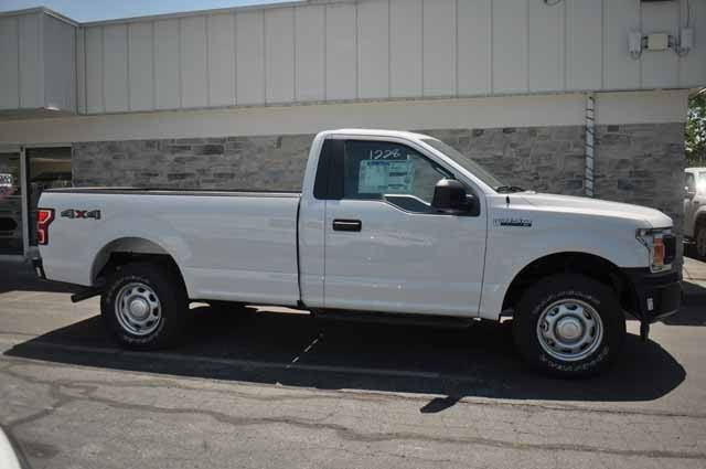2018 F-150 Regular Cab 4x4,  Pickup #T18215 - photo 4