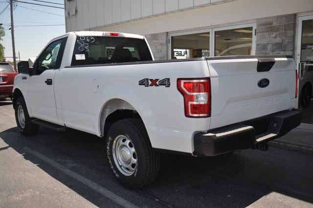 2018 F-150 Regular Cab 4x4,  Pickup #T18215 - photo 6