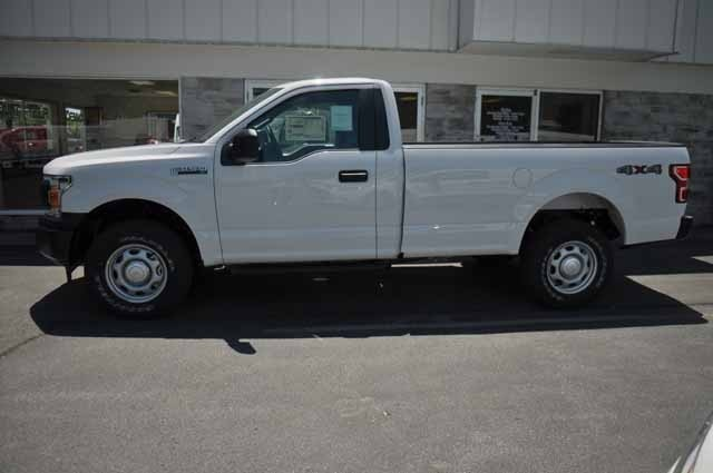 2018 F-150 Regular Cab 4x4,  Pickup #T18215 - photo 7
