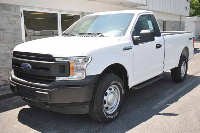 2018 F-150 Regular Cab 4x4,  Pickup #T18215 - photo 8