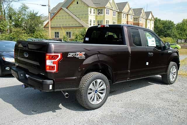 2018 F-150 Super Cab 4x4, Pickup #T1824 - photo 2