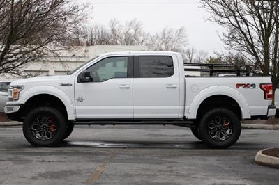 2018 F-150 SuperCrew Cab 4x4,  Pickup #T18281 - photo 3