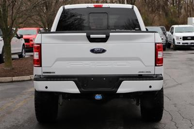 2018 F-150 SuperCrew Cab 4x4,  Pickup #T18281 - photo 2