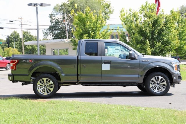 2018 F-150 Super Cab 4x4,  Pickup #T18294 - photo 5