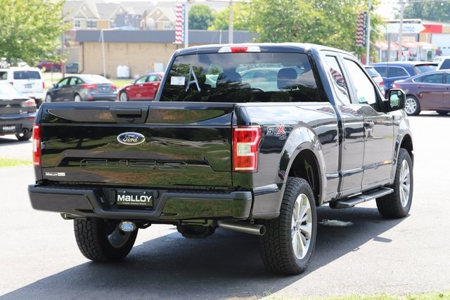 2018 F-150 Super Cab 4x4,  Pickup #T18297 - photo 2
