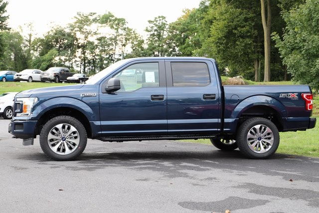 2018 F-150 SuperCrew Cab 4x4,  Pickup #T18321 - photo 3
