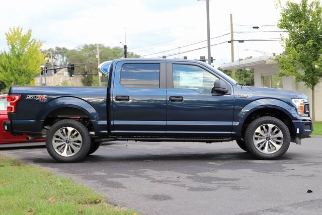 2018 F-150 SuperCrew Cab 4x4,  Pickup #T18321 - photo 7