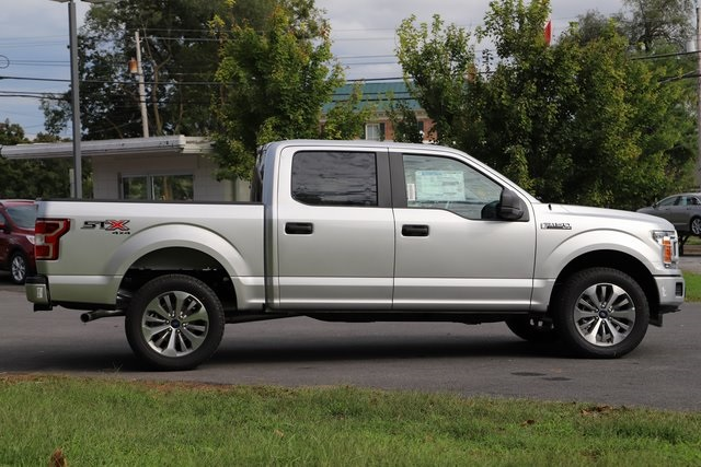 2018 F-150 SuperCrew Cab 4x4,  Pickup #T18329 - photo 5