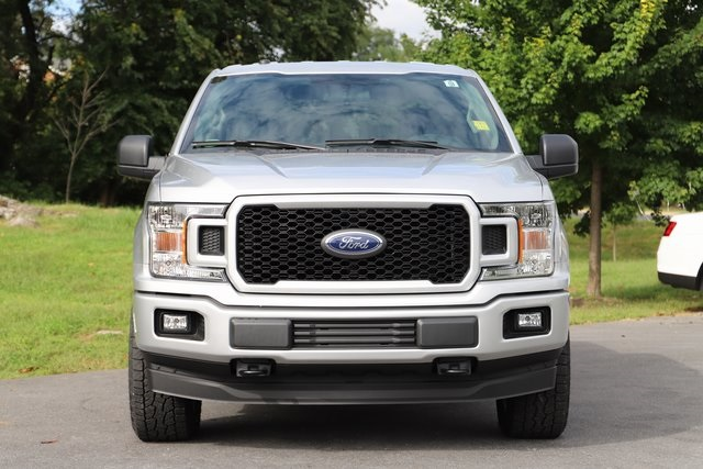 2018 F-150 SuperCrew Cab 4x4,  Pickup #T18329 - photo 6