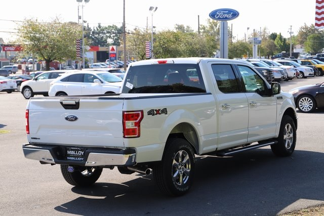 2018 F-150 SuperCrew Cab 4x4,  Pickup #T18338 - photo 2