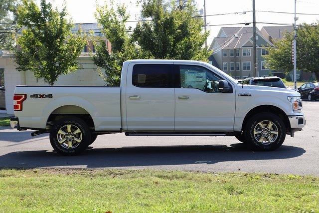 2018 F-150 SuperCrew Cab 4x4,  Pickup #T18338 - photo 5