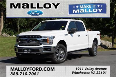2018 F-150 SuperCrew Cab 4x4,  Pickup #T18338 - photo 1