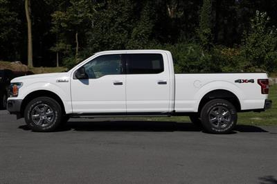 2018 F-150 SuperCrew Cab 4x4,  Pickup #T18338 - photo 3