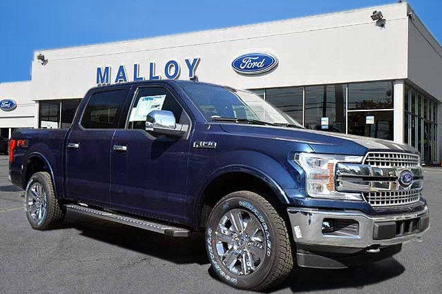 2018 F-150 SuperCrew Cab 4x4, Pickup #T1834 - photo 1