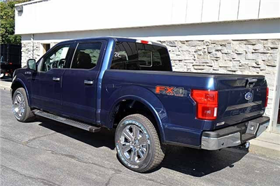 2018 F-150 SuperCrew Cab 4x4, Pickup #T1834 - photo 4