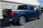 2018 F-150 SuperCrew Cab 4x4, Pickup #T1834 - photo 2