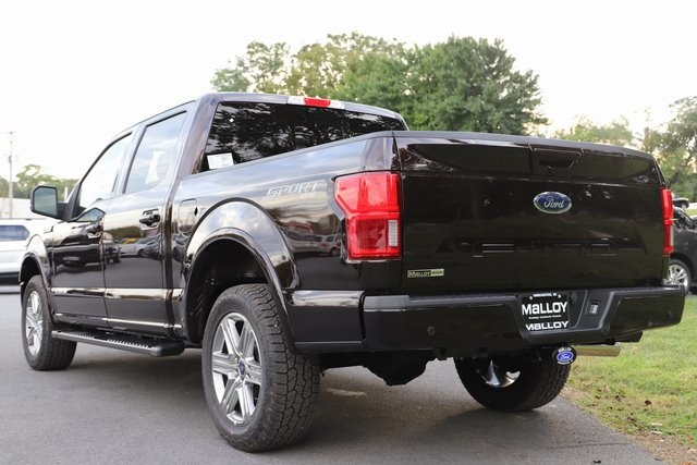 2018 F-150 SuperCrew Cab 4x4,  Pickup #T18340 - photo 2