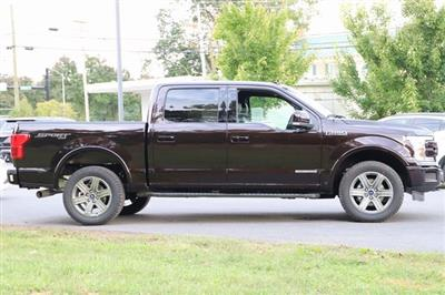 2018 F-150 SuperCrew Cab 4x4,  Pickup #T18340 - photo 6