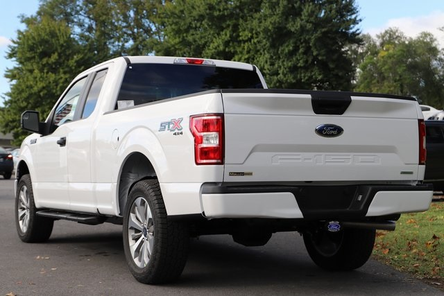 2018 F-150 Super Cab 4x4,  Pickup #T18359 - photo 2