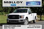 2018 F-150 Regular Cab 4x2,  Pickup #T18361 - photo 1