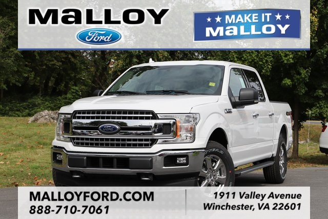 2018 F-150 SuperCrew Cab 4x4,  Pickup #T18362 - photo 1