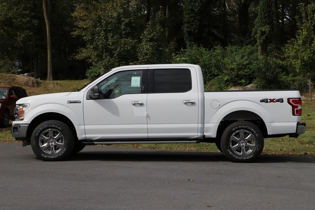 2018 F-150 SuperCrew Cab 4x4,  Pickup #T18362 - photo 3