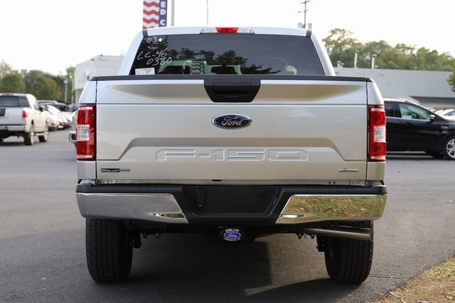 2018 F-150 SuperCrew Cab 4x4,  Pickup #T18377 - photo 4