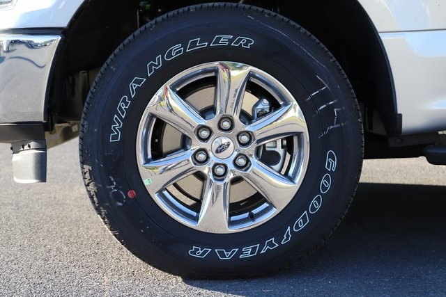 2018 F-150 SuperCrew Cab 4x4,  Pickup #T18380 - photo 10