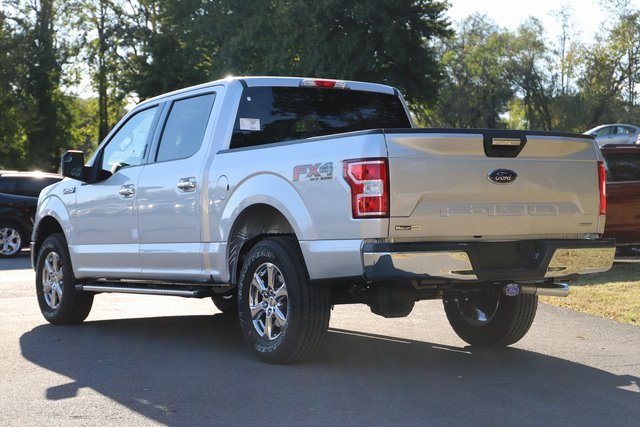 2018 F-150 SuperCrew Cab 4x4,  Pickup #T18380 - photo 2