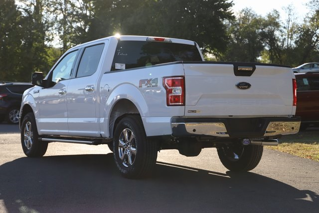 2018 F-150 SuperCrew Cab 4x4,  Pickup #T18383 - photo 2