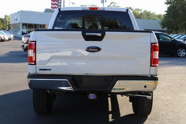 2018 F-150 SuperCrew Cab 4x4,  Pickup #T18383 - photo 4