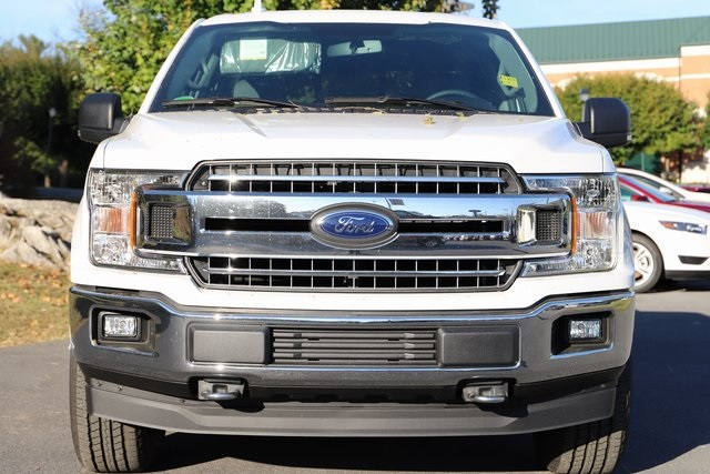 2018 F-150 SuperCrew Cab 4x4,  Pickup #T18383 - photo 7
