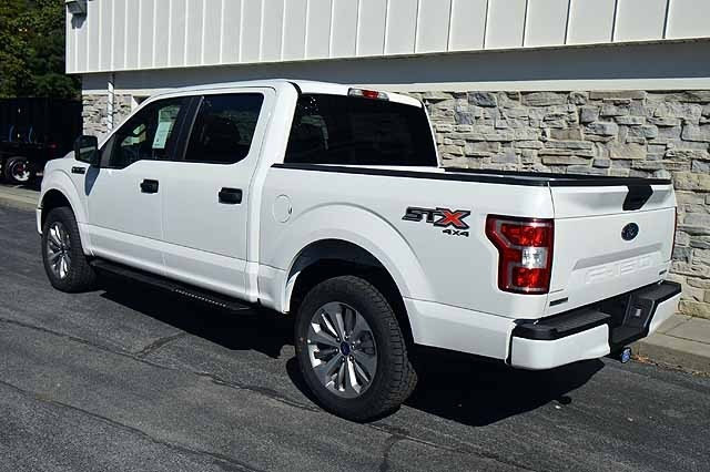 2018 F-150 Crew Cab 4x4, Pickup #T1839 - photo 4