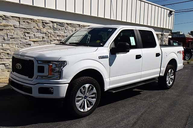 2018 F-150 Crew Cab 4x4, Pickup #T1839 - photo 5
