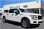 2018 F-150 Crew Cab 4x4, Pickup #T1839 - photo 1