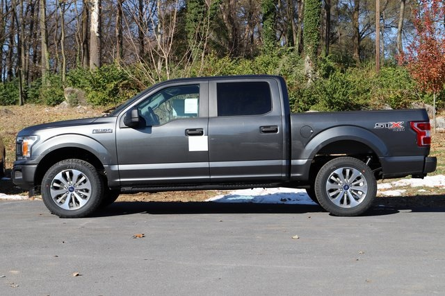 2018 F-150 SuperCrew Cab 4x4,  Pickup #T18419 - photo 3