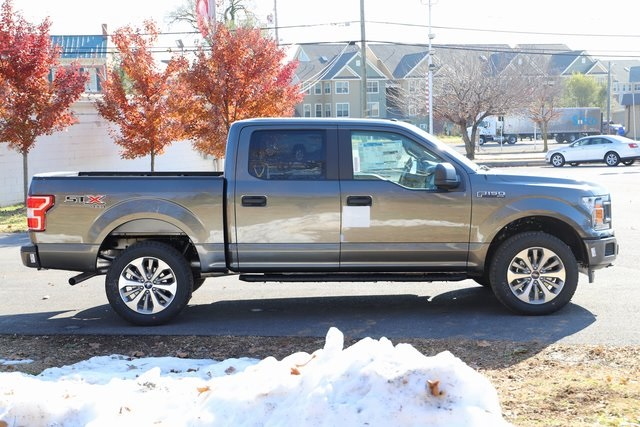 2018 F-150 SuperCrew Cab 4x4,  Pickup #T18419 - photo 5