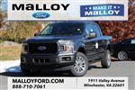 2018 F-150 SuperCrew Cab 4x4,  Pickup #T18419 - photo 1