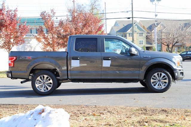 2018 F-150 SuperCrew Cab 4x4,  Pickup #T18421 - photo 5