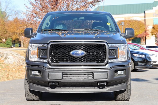 2018 F-150 SuperCrew Cab 4x4,  Pickup #T18421 - photo 6