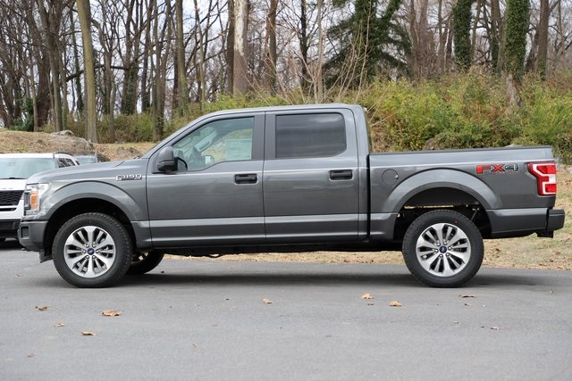 2018 F-150 SuperCrew Cab 4x4,  Pickup #T18428 - photo 3